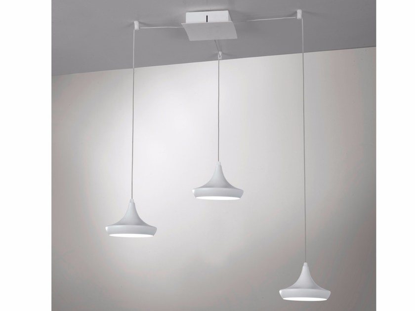 LED pendant lamp MINI SOFT by Cattaneo