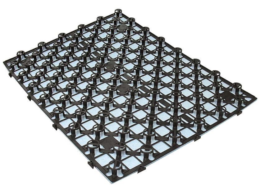 Radiant floor panel MINI SPIDEREX STRETCH by Henco by Cappellotto