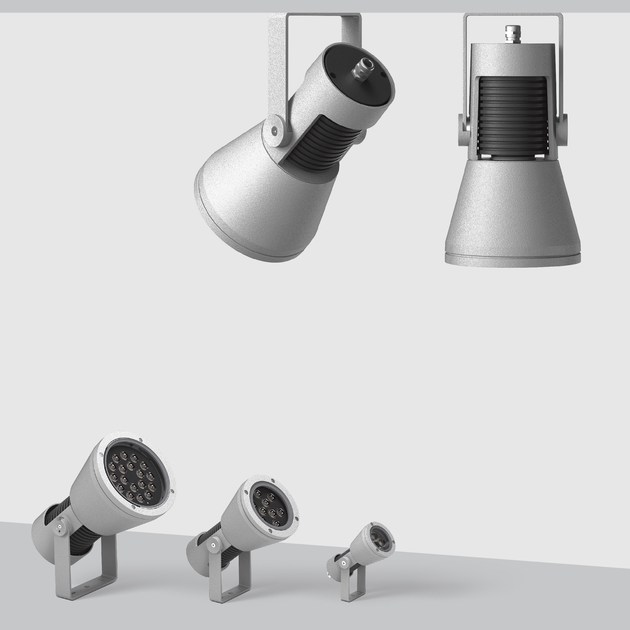 MINI SPRING | Proiettore per esterno a LED