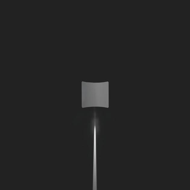 Die cast aluminium Wall Lamp MINICLASS F.6996 by Francesconi & C.