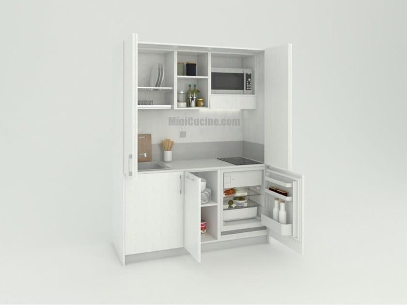 Hideaway Mini Kitchen MINICOMPACT 164 by MiniCucine.com