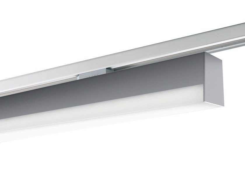LED extruded aluminium Track-Light MINIFILE OPENLIGHT | Track-Light by LUCIFERO'S