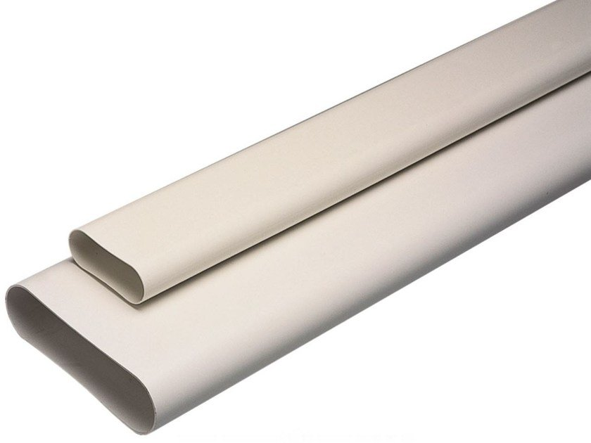 Channel and conduit for air conditioning system MINIGAINE by ALDES