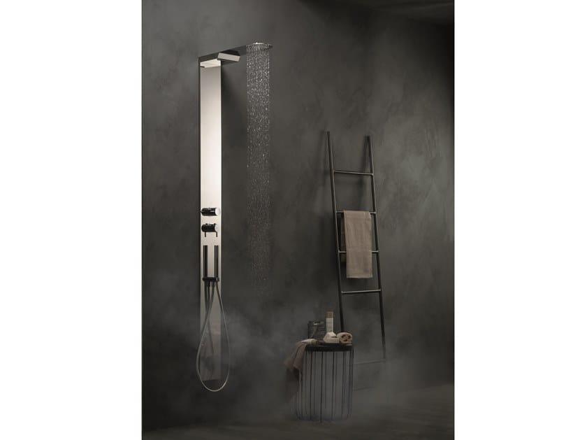 Colonne doccia colonna doccia termostatica by newform