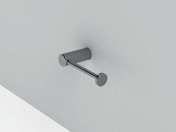 Stainless steel toilet roll holder MINIMAL | Toilet roll holder by Rexa Design