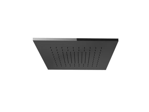 Tête de douche à effet pluie de plafond encastrable MINIMALI | Tête de douche by Gessi
