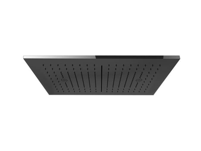 Tête de douche cascade de plafond rectangulaire MINIMALI   Tête de douche rectangulaire by Gessi