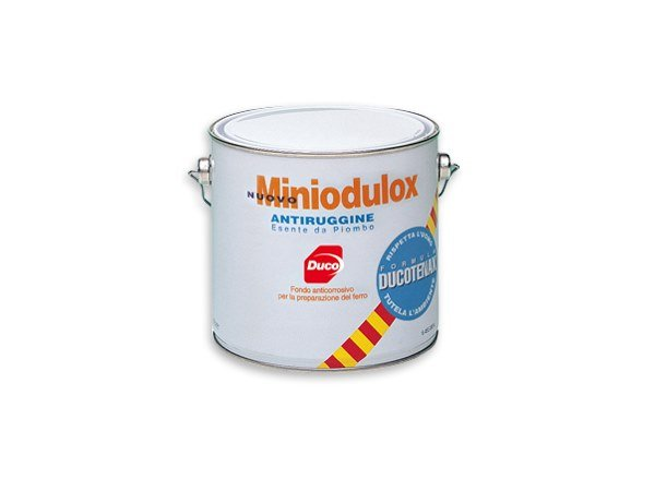 MINIODULOX ANTIRUGGINE