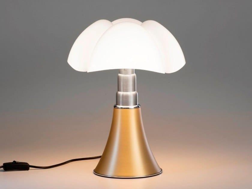 LED table lamp MINIPIPISTRELLO by Martinelli Luce