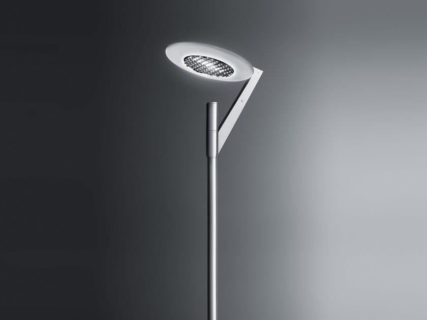 Metal halide aluminium street lamp MINISLOT AVANT-GARDE by SIMES