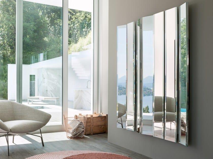 specchio rettangolare a parete mirage by lema design. Black Bedroom Furniture Sets. Home Design Ideas