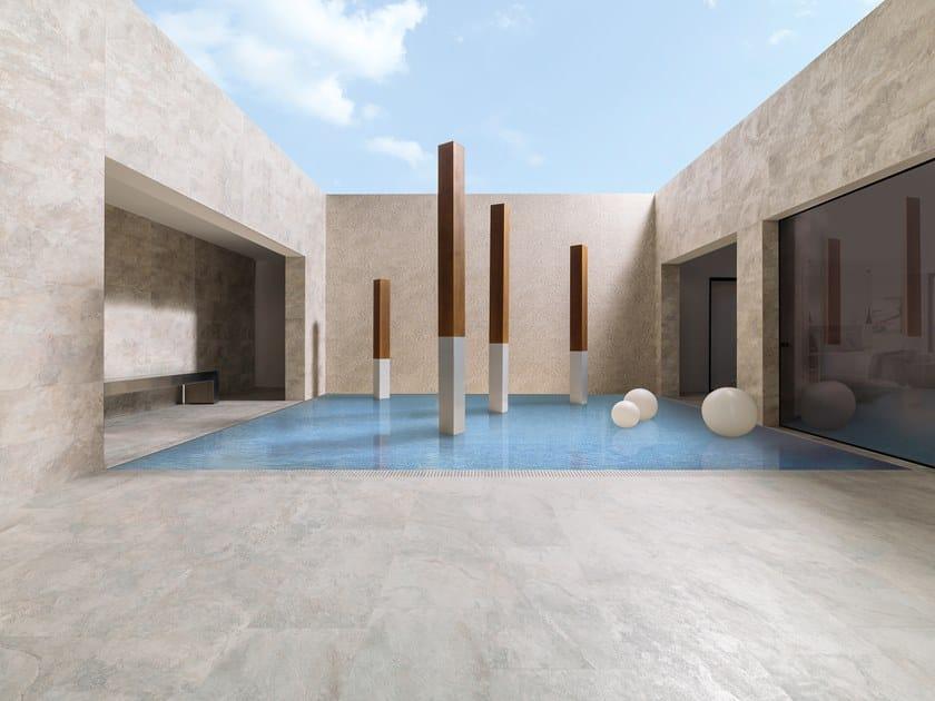 Pavimento/rivestimento per interni ed esterni MIRAGE by Venis