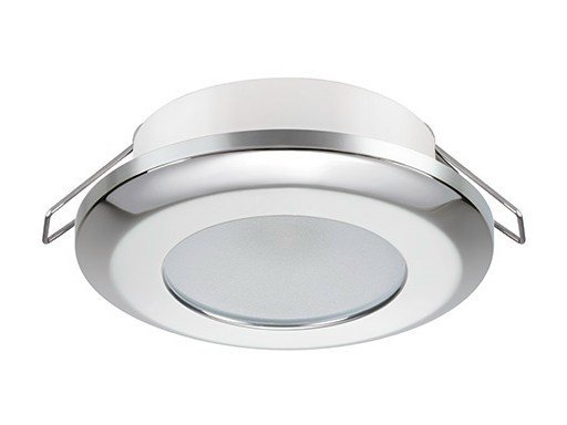 LED recessed stainless steel spotlight MIRIAM C 2W IP40 by Quicklighting