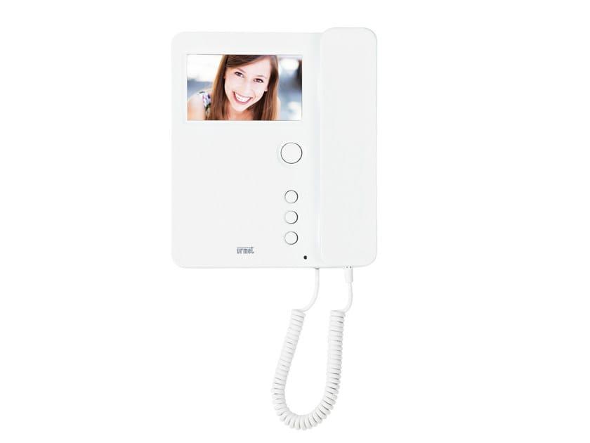 Sistema di videocitofonia m ro videocitofono urmet for Costo videocitofono