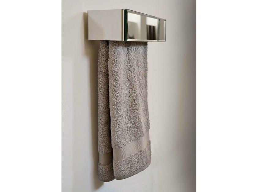 Metal towel rail MIRROR | Towel rack by mg12