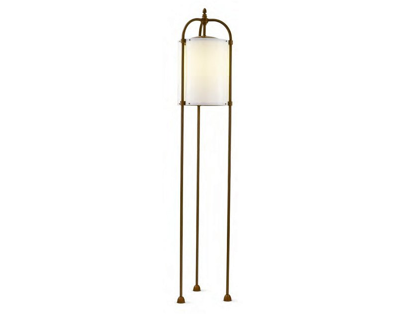 Brass Floor lamp MIRTO by Aldo Bernardi
