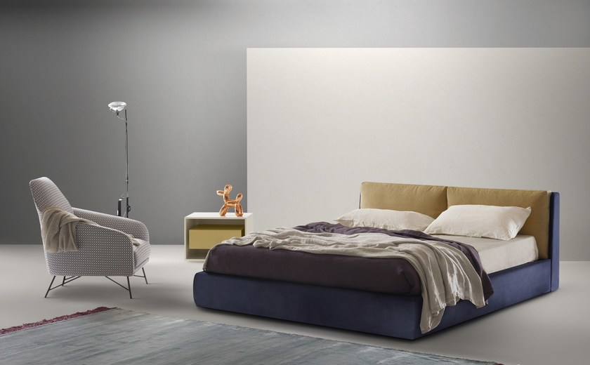 MISE + | Letto By MY home collection design Angeletti Ruzza Design