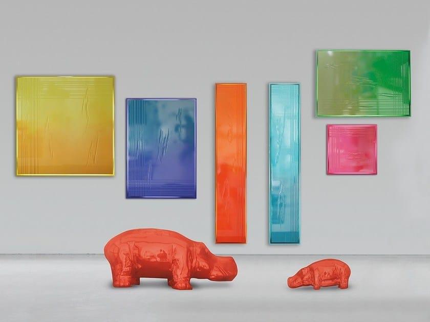MDF Decorative panel MISS ITALIA by Adriani e Rossi edizioni