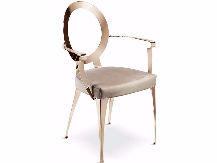 Miss sedia in ferro collezione miss by cantori
