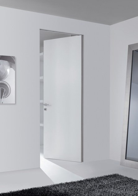 Hinged flush-fitting door MISS | Flush-fitting door by RES