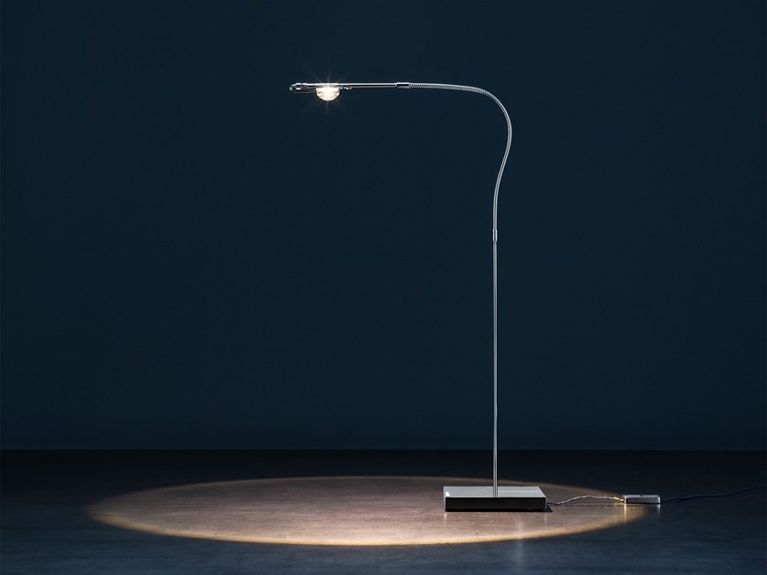 LED adjustable table lamp MISS STICK by Catellani & Smith