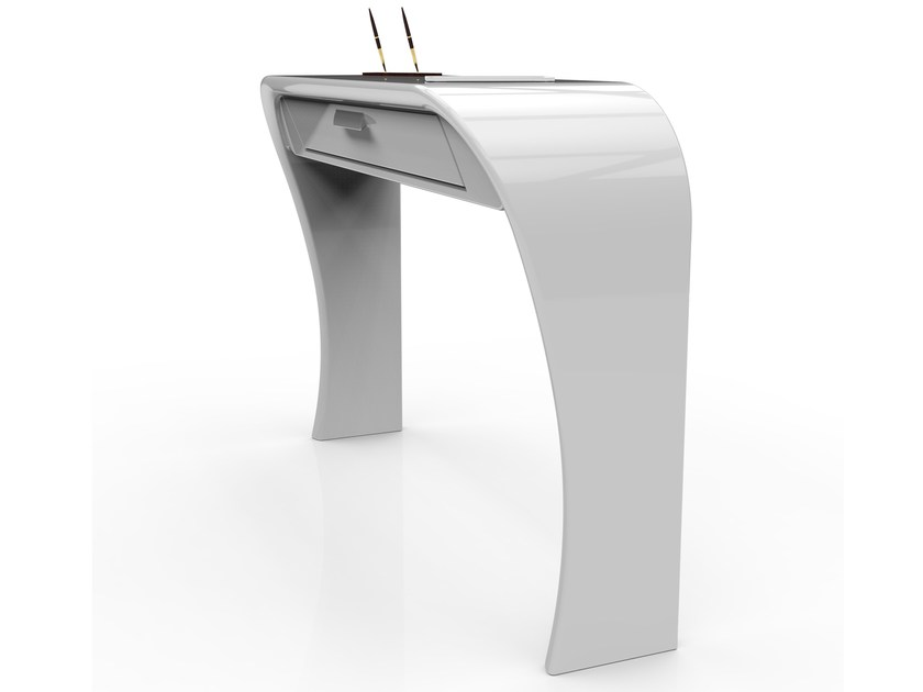 Lacquered Adamantx® console table MISSY by ZAD ITALY