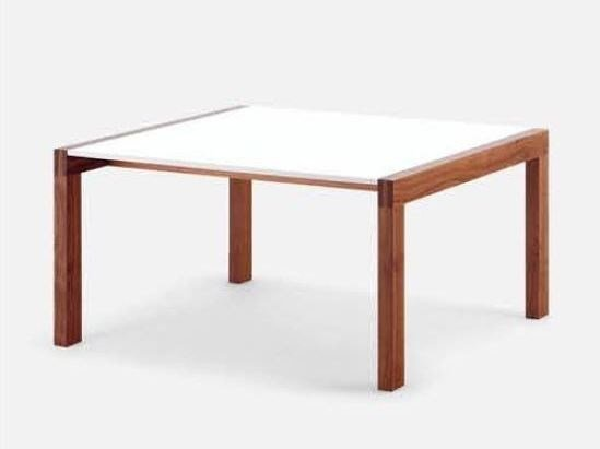 Square coffee table MISTER | Square coffee table by Cizeta L'Abbate