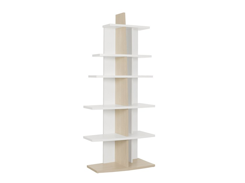 Open kids bookcase MISTRAL | Kids bookcase by GAUTIER FRANCE