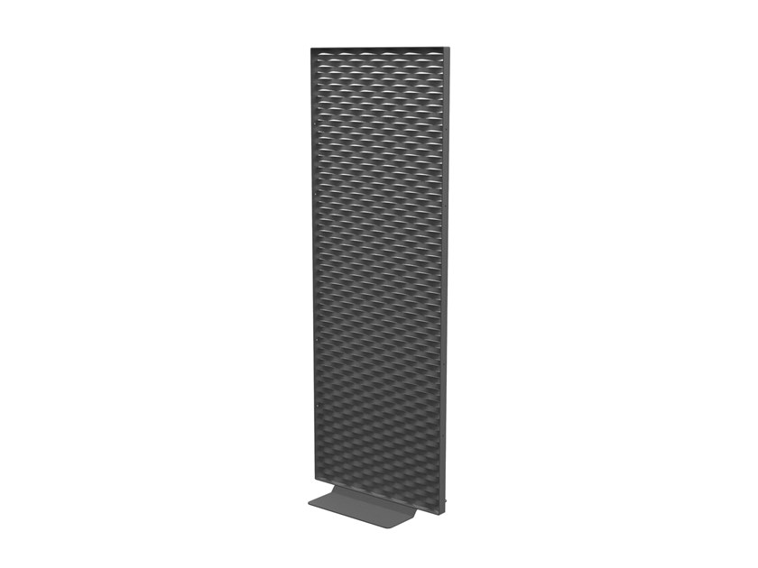 Powder coated aluminium Screen MISTRAL by Matière Grise