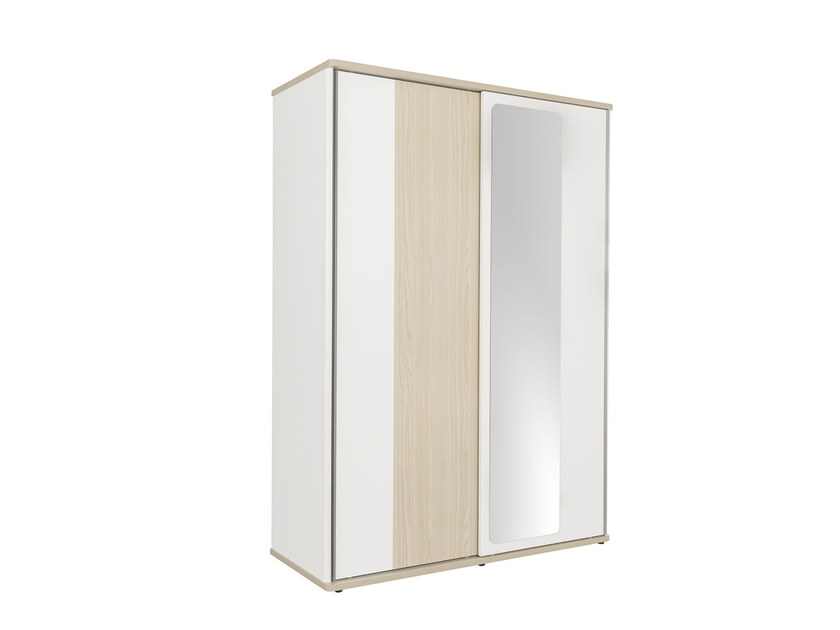Wardrobe with sliding doors MISTRAL | Wardrobe with sliding doors by GAUTIER FRANCE