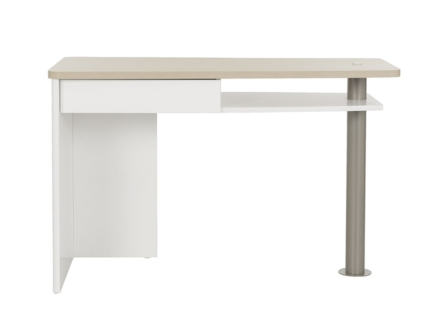 Rectangular writing desk MISTRAL | Writing desk by GAUTIER FRANCE