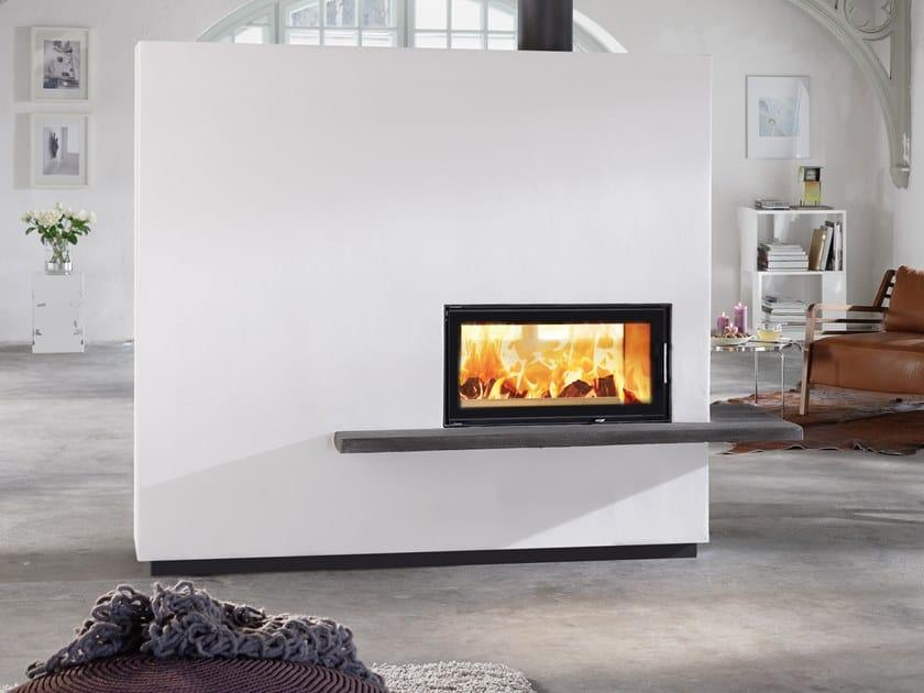 Freestanding fireplace MIU by Austroflamm