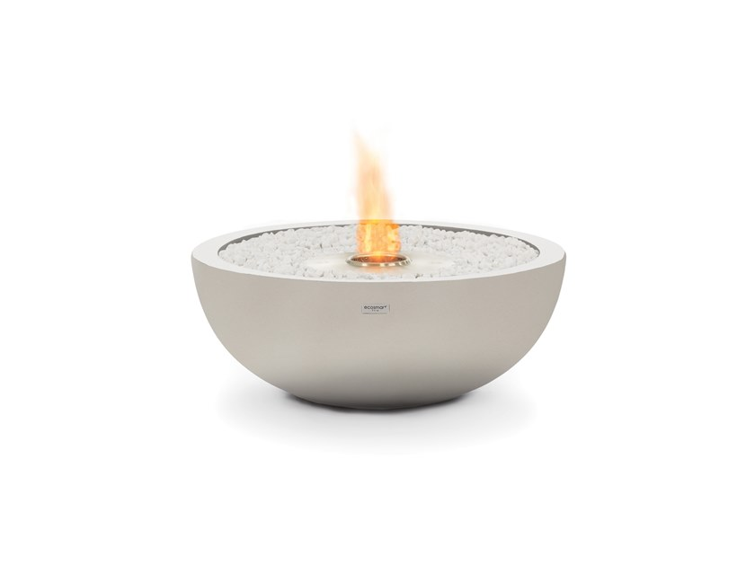 MIX 600 Mix 600 Fire Pit - Bone by EcoSmart Fire