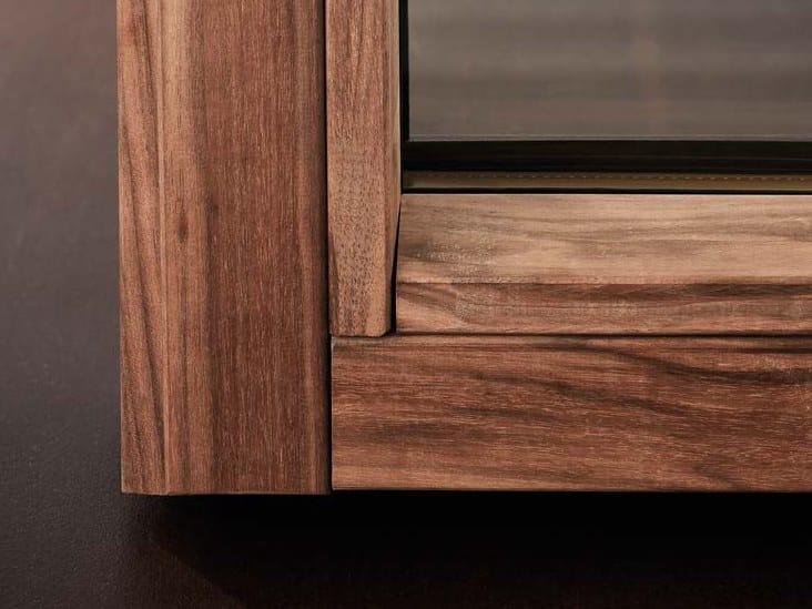 Serramenti a taglio termico in metallo e legno EBE ML by SECCO SISTEMI