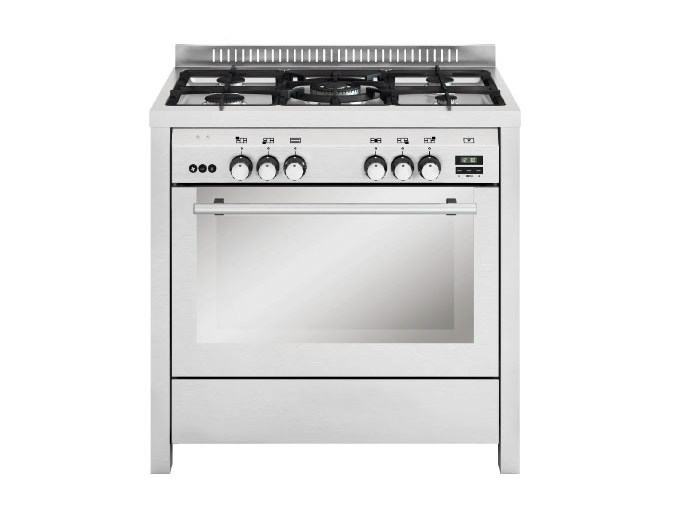 Steel cooker ML912RI | Cooker by Glem Gas