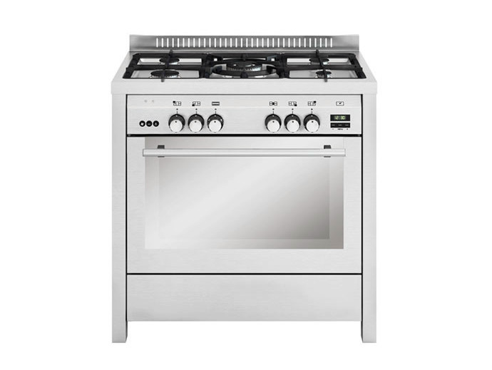Steel cooker ML912VI | Cooker by Glem Gas