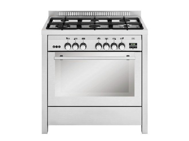 Steel cooker ML922RI | Cooker by Glem Gas