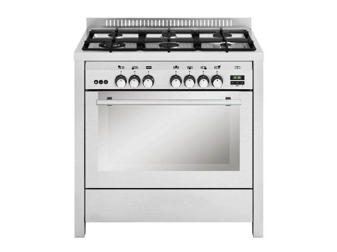 Steel cooker ML922VI | Cooker by Glem Gas