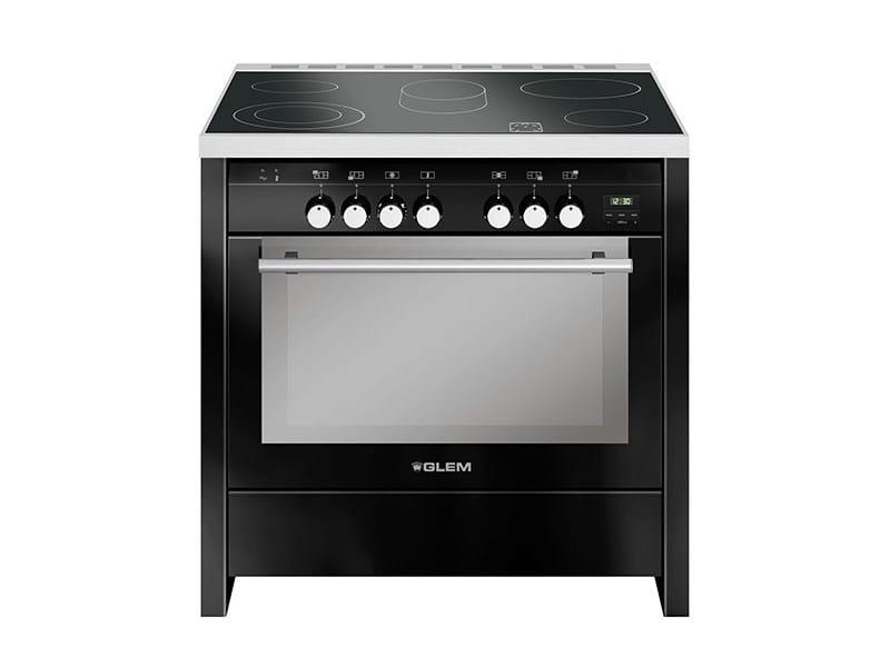 Steel cooker ML924VBL | Cooker by Glem Gas