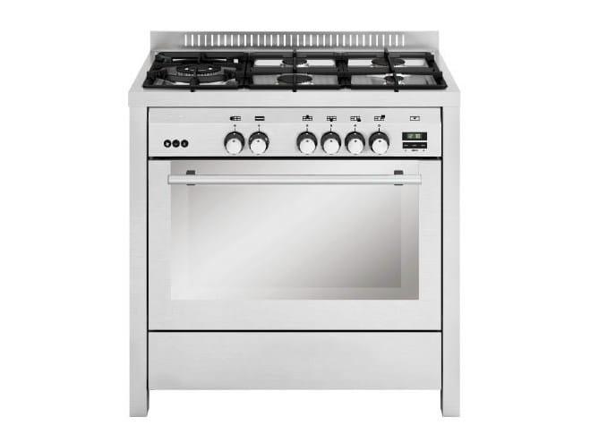 Steel cooker ML944RI   Cooker by Glem Gas