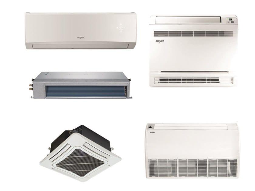 Climatizzatore multi-split a pompa di calore MLG | Climatizzatore multi-split by AERMEC