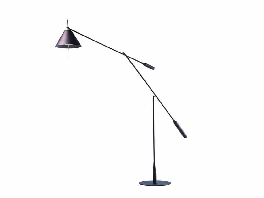 Lampada da terra a LED MOBILE by ROCHE BOBOIS