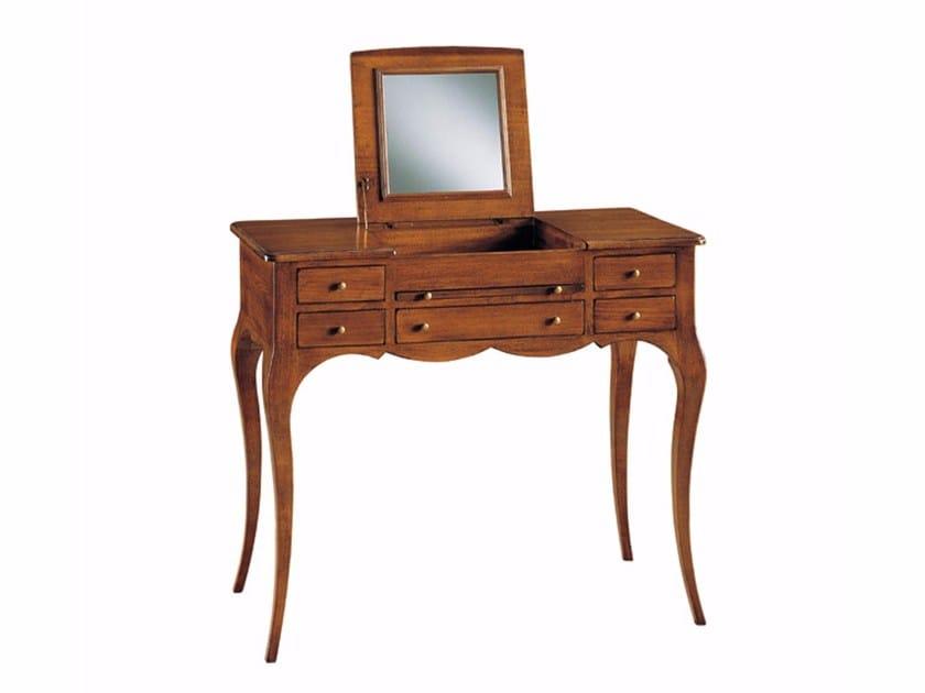 Wooden dressing table LUIGI XV | Dressing table by Morelato
