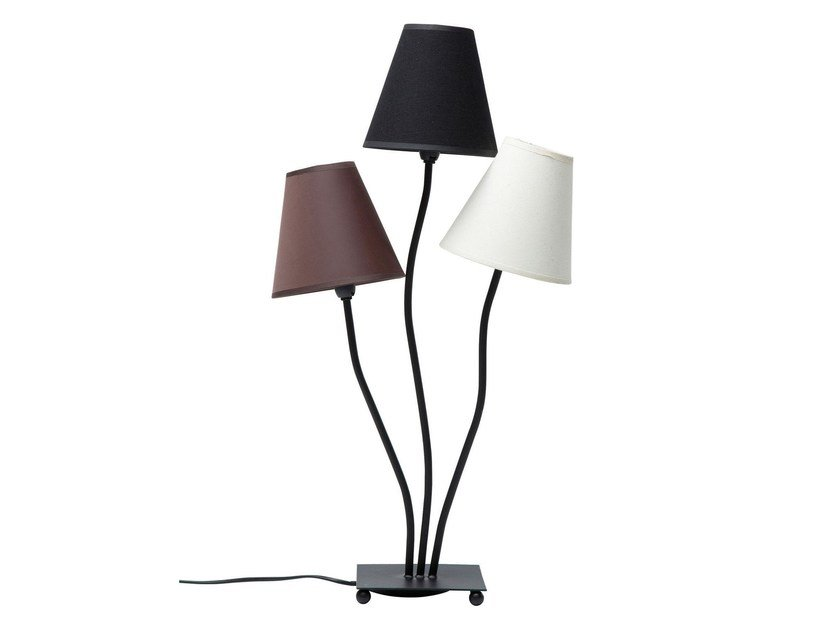 Iron table lamp MOCCA TRE | Table lamp by KARE-DESIGN