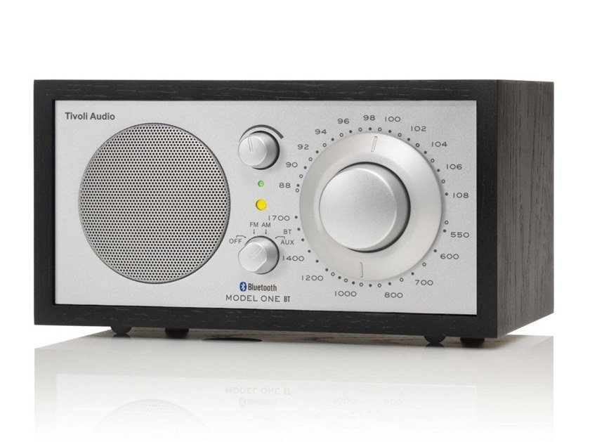 Radio Bluetooth in legno MODEL ONE BT by Tivoli Audio