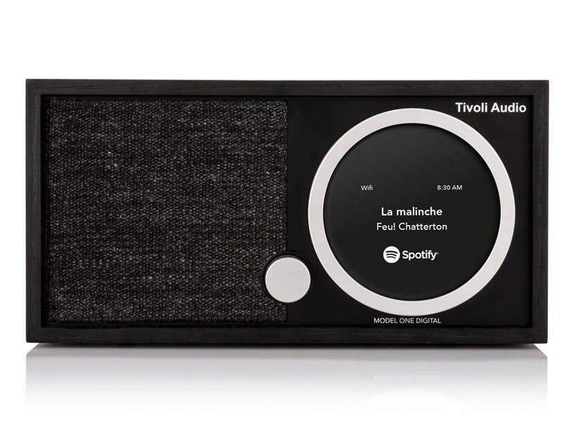 Radio Bluetooth digitale in legno MODEL ONE DIGITAL by Tivoli Audio