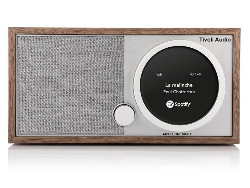 Radio Bluetooth digitale in legno MODEL ONE DIGITAL+ by Tivoli Audio