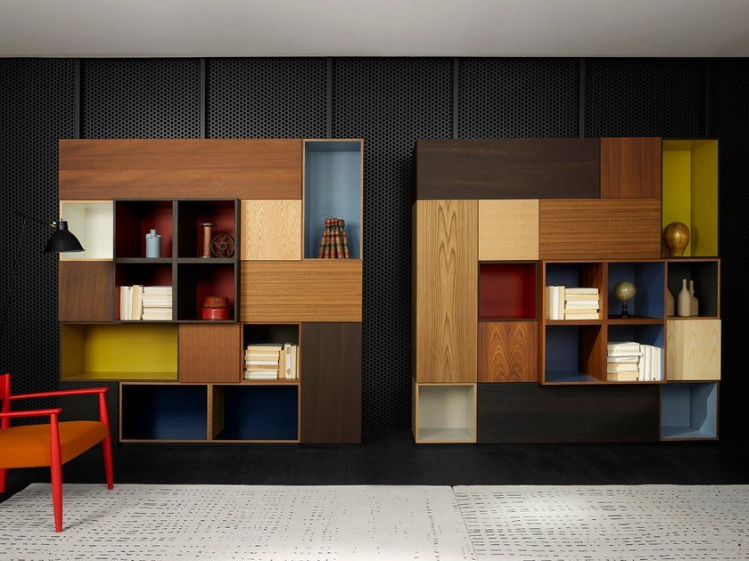 Bücherregal Modern modern bücherregal by porro