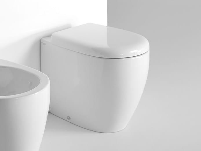 Ceramic toilet TWIGGY | Toilet by BLEU PROVENCE