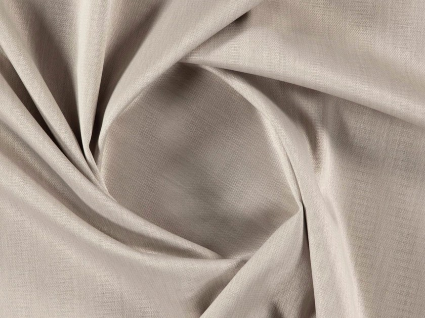 Washable dimming polyester fabric for curtains MODERNA by More Fabrics